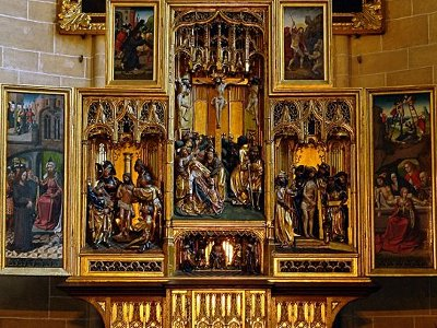 Imagini pentru deutschordenskirche vienna